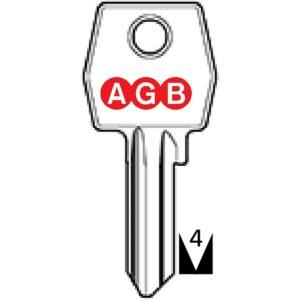 Chiavi piatte AGB da ferramenta bossi