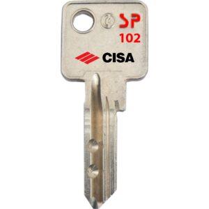 Chiavi piatte CISA da ferramenta bossi