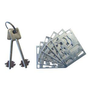 Casseforti ed accessori IDM da ferramenta bossi