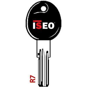 Chiavi piatte ISEO da ferramenta bossi
