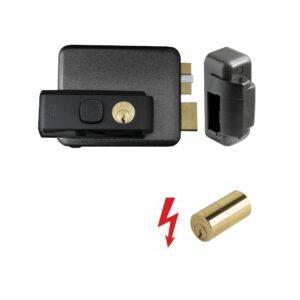 Elettroserrature ISEO da ferramenta bossi