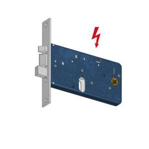Elettroserrature CR.REV.E70 OMEC da ferramenta bossi