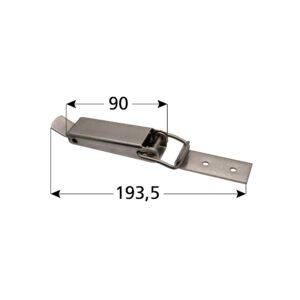 Catenacci e accessori M&T da ferramenta bossi